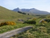 077- The Strath Mulzie approach to Seana Bhraigh, Wester Ross