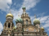 Church of the Savior on Spilt Blood, St. Petersburg, Russia.