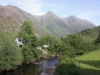 Five Sisters of Kintail, Shiel Bridge