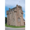 Well-appointed Crathes Castle, built in the 16th century, is the seat of the ancient family of Burnett of Leys.