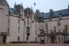 The well-preserved and fully furnished Fyvie Castle in Aberdeenshire dates back to the 13th century.